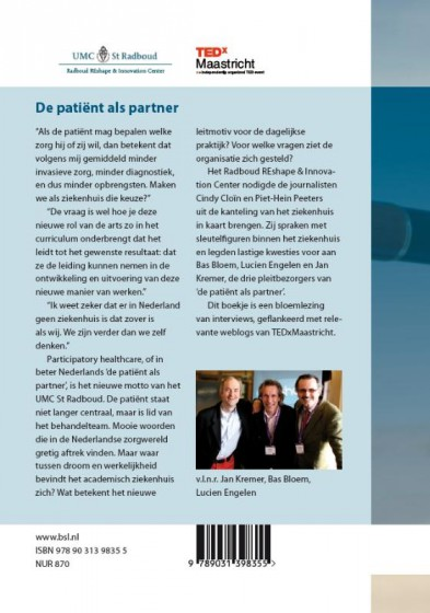 De patient als partner